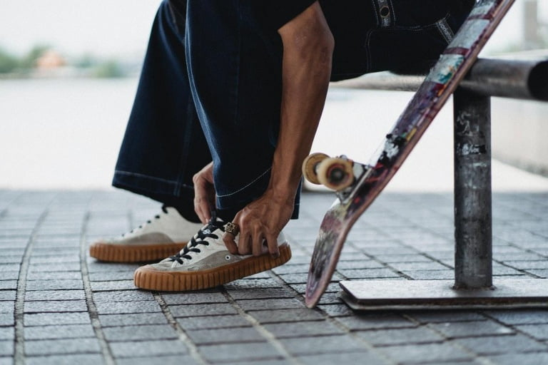 chaussures de skate
